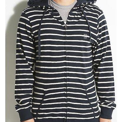 Pánská mikina Matix Nautical Fleece, modrá