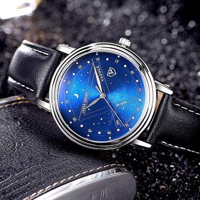 Módní pánské hodinky v zajímavém designu - 4 varianty