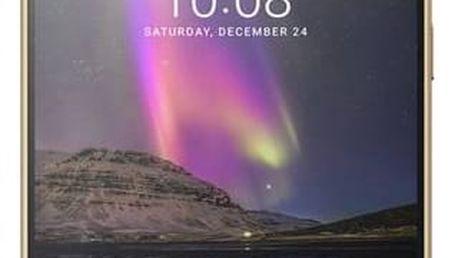 Mobilní telefon Lenovo PHAB 2 (ZA190023CZ) zlatý SIM s kreditem T-Mobile 200Kč Twist Online Internet (zdarma)Software F-Secure SAFE 6 měsíců pro 3 zařízení (zdarma) + Doprava zdarma