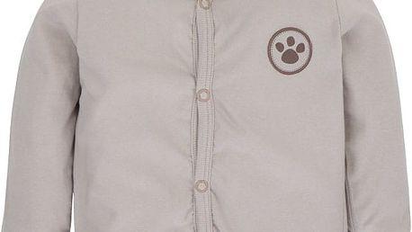 G-MINI Prima Kabát Pejsek D (vel. 80) - béžová