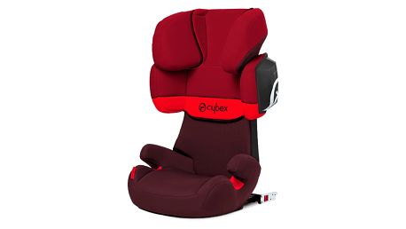 CYBEX Autosedačka Solution X2-FIX (15-36kg) Rumba Red 2017