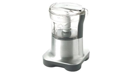 Sekáček potravin Kenwood CH250 stříbrný/hliník + Doprava zdarma