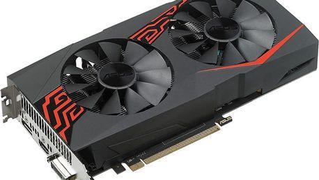 ASUS Radeon EX-RX570-4G, 4GB GDDR5 - 90YV0AI1-M0NA00 + Quake Champions platný do 31.12.2017
