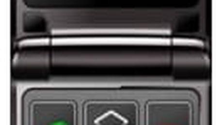 Mobilní telefon MaxCom Comfort MM822 Single Sim (MM822BKSS) černý