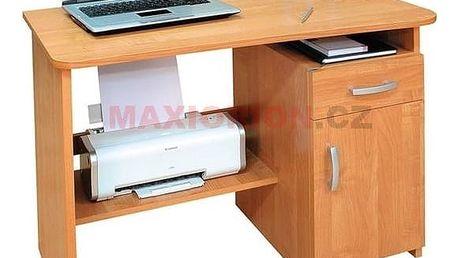 PC stolek - ML Nábytek - Laptop - Olše