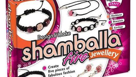 Výroba šperků MyStyle - Shamballa ohnivé šperky