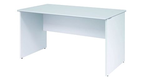 Stůl Office White 138 x 78 cm