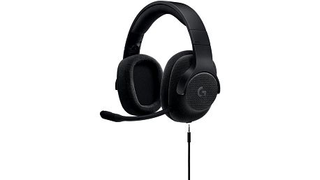 Logitech G433, černá - 981-000668