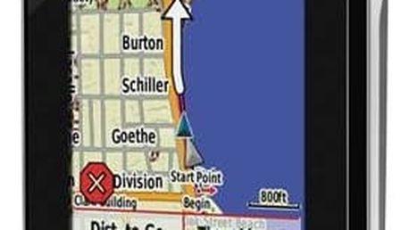 Navigační systém GPS Garmin EDGE 1000 PRO Bundle černá + Doprava zdarma
