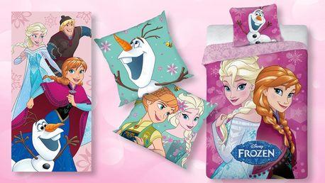 Frozen doplňky do pokojíčků všech princezen