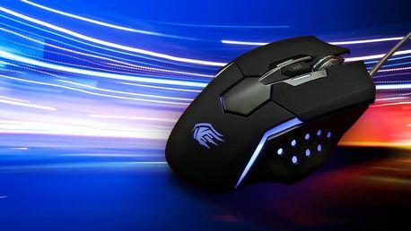 Potěší každého pařmena: herní myš Joteck