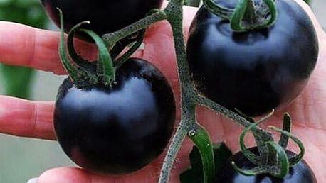 Černé rajče - 200 ks semínek