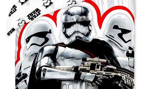 Halantex Dětské bavlněné povlečení Star Wars 569, 140 x 200 cm, 70 x 90 cm