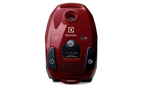 Vysavač podlahový Electrolux SilentPerformer ZSPPARKETT šedý/červený