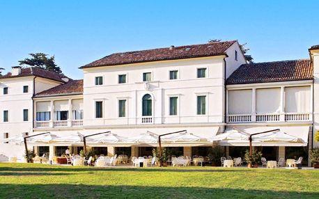 Itálie - Veneto (Benátská riviéra) na 8 dní, polopenze nebo snídaně s dopravou vlastní
