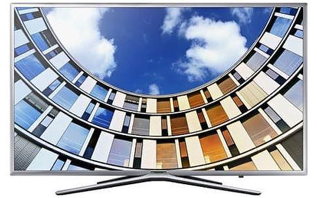 Televize Samsung UE55M5602 stříbrná