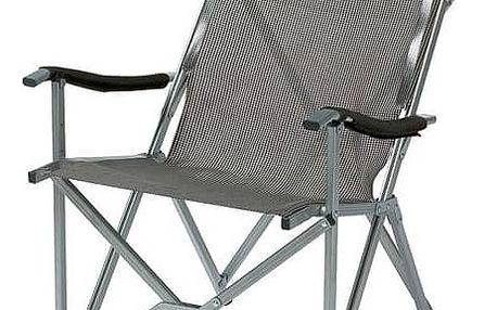 Židle Coleman SUMMER SLING CHAIR šedá