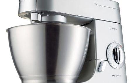 Kuchyňský robot Kenwood Chef KMC570008 stříbrný