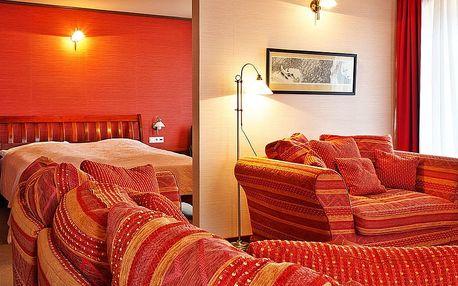 Víkendový pobyt na 2-3 dny pro dva v Hotelu Zlatý Lev Žatec