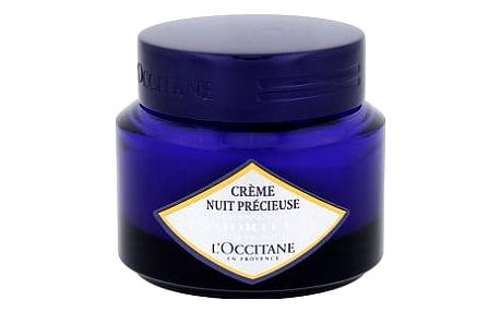 L´Occitane Immortelle Precious Night Cream 50 ml noční pleťový krém W