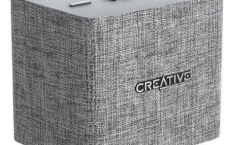 Creative NUNO Micro, šedá - 51MF8265AA001