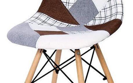Jídelní židle stela 2, 72/83/61 cm