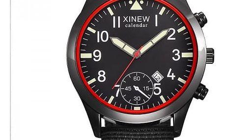 Módní pánské hodinky - 5 barev