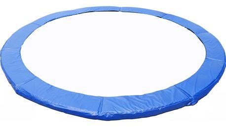 Kryt pružin na trampolínu 305 cm - modrý