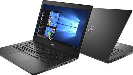 Dell Latitude 14 (3480), černá - 3480-8603