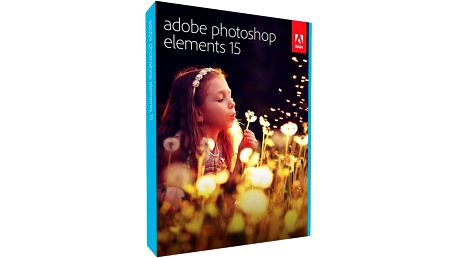 Adobe Photoshop Elements 15 CZ - 65273650