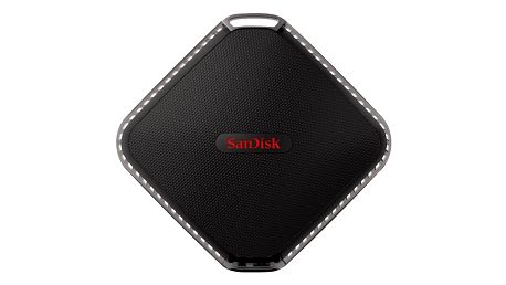 SanDisk Extreme 500 Portable - 240GB - SDSSDEXT-240G-G25