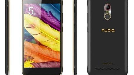 Mobilní telefon Nubia N1 Lite DualSIM (NUBIAN1LITEBK/GD) černý/zlatý Software F-Secure SAFE 6 měsíců pro 3 zařízení (zdarma) + Doprava zdarma