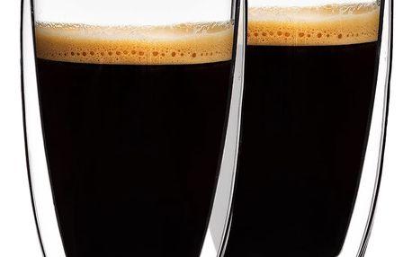 4Home Termo sklenice na kávu Hot&Cool 200 ml, 2 ks
