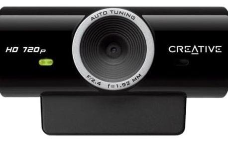 Webkamera Creative Labs Live! Cam Sync HD (73VF077000001) černá