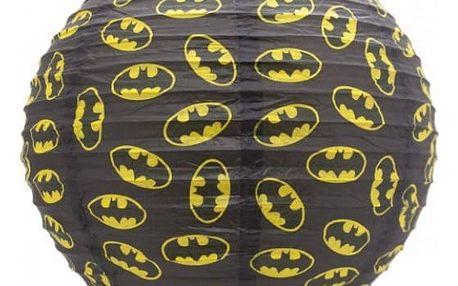 Stínidlo na lampu Batman