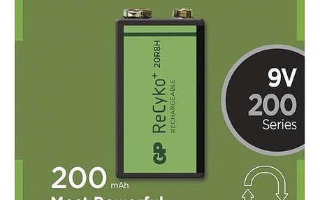 GP 9V ReCyko+ 200 series, nabíjecí - 1033511030