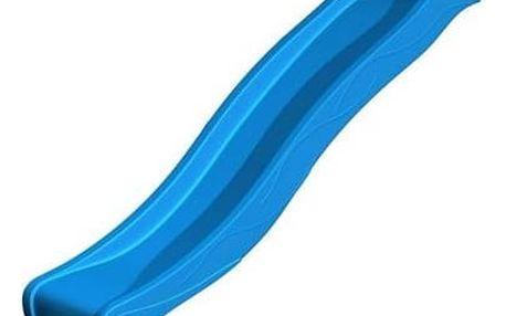 Skluzavka CUBS s přípojkou na vodu 2,95 m modrá