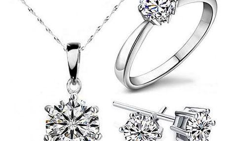 Nádherná sada šperků
