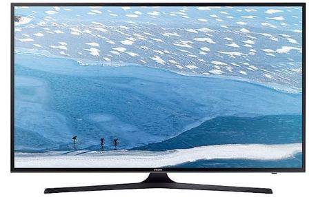 Samsung UE40KU6072 - + DÁREK: Poukaz 500 Kč na TV příslušenství!