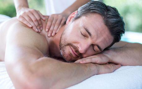 Rekondiční a sportovní masáž s baňkováním