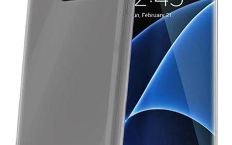 Kryt na mobil Celly pro Samsung Galaxy S7 Edge (GELSKIN591) průhledný