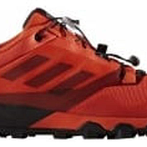 Pánská treková obuv adidas TERREX TRAILMAKER | BB3358 | Červená | 42,5