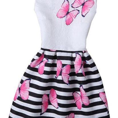 Dívčí šaty - 21 variant