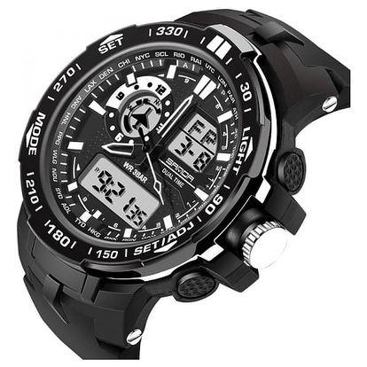 Pánské hodinky ve sportovním stylu - 4 varianty