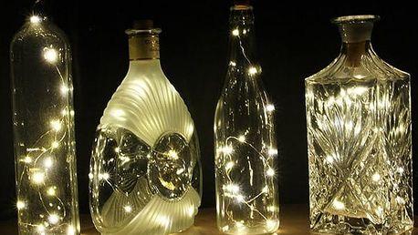 LED světlo - 2 x korek