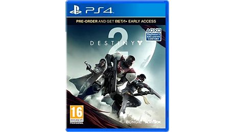 Destiny 2 (PS4) + Steelbook Destiny 2