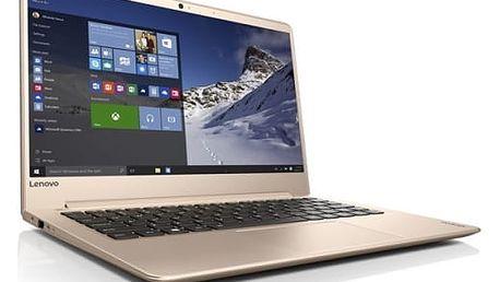 Notebook Lenovo 710S-13IKB (80VQ001NCK) zlatý