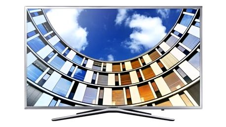 Televize Samsung UE49M5602 stříbrná