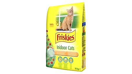 Granule FRISKIES Indoor kuře 10 kg