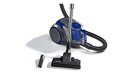 Vysavač podlahový Concept VP5090 černý/modrý